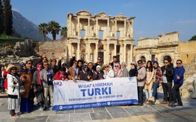 Ephesus Ancient City; Kota yang Pernah Hilang