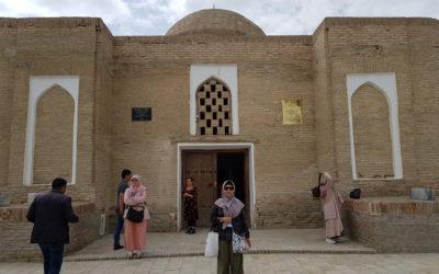Chasma Ayub Mausoleum; Sumur Air Nabi Ayub