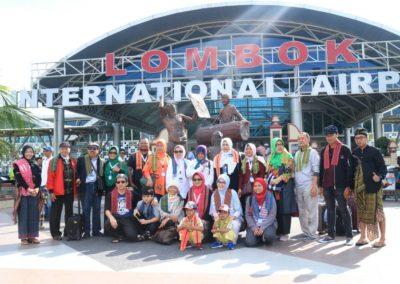 Wisata Muslim Lombok