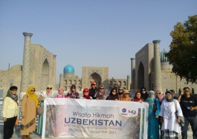 Wisata Hikmah Uzbekistan