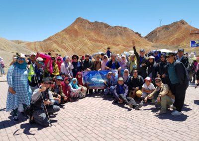 Grup Wisata Hikmah Inner Mongolia 6-14 Juli 2018